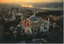 turkey-mosque-at-sunset